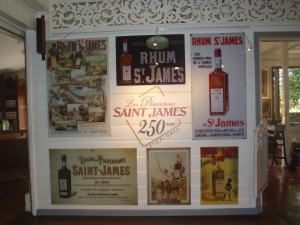 Les Plantations Saint James, Rhumerie, Sainte-Marie, Martinique