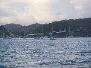 Mouillage de Sainte Anne, Martinique